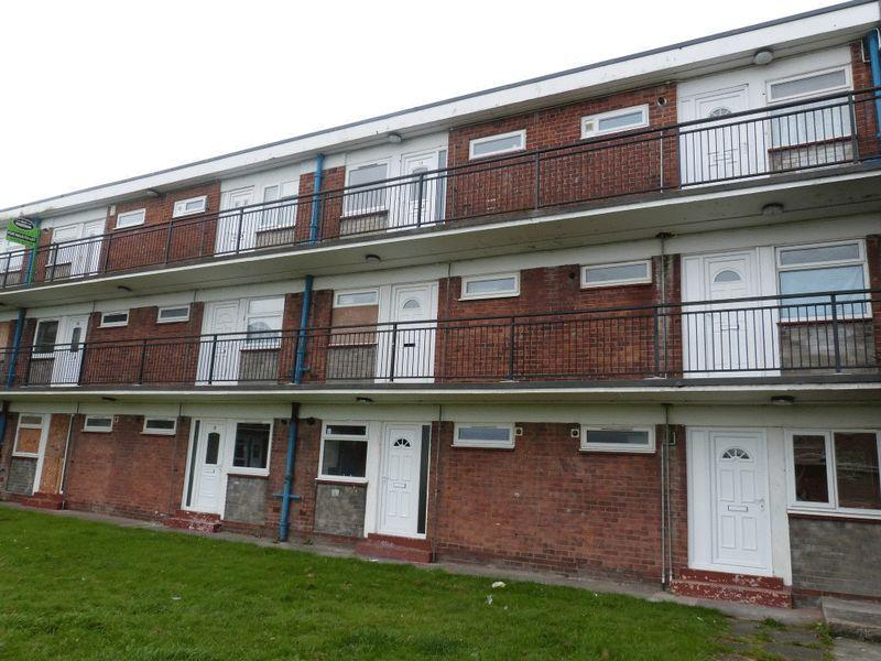 1 Bedroom Flat for rent in Riversdale House, Choppington - One Bedroom First Floor Flat