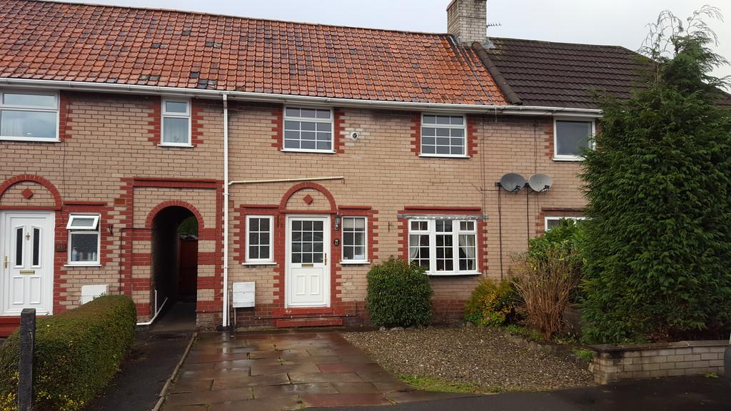 2 Bedrooms Terraced House for sale in Melchett Crescent, Rudheath