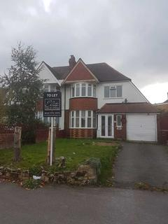 3 bedroom semi-detached house to rent - 1 Coverdale Road B92 7NX