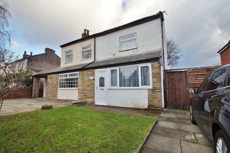 2 Bedrooms Semi Detached House for sale in Kew Road, Southport