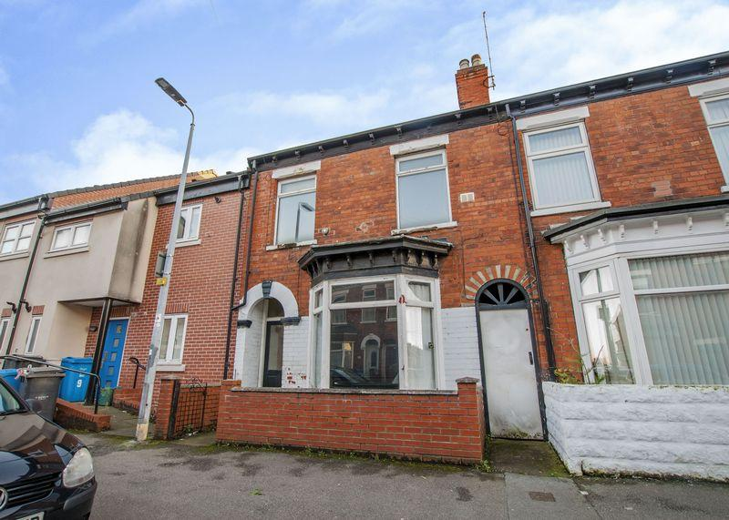 4 Bedrooms Terraced House for sale in Blenheim Street, Hull