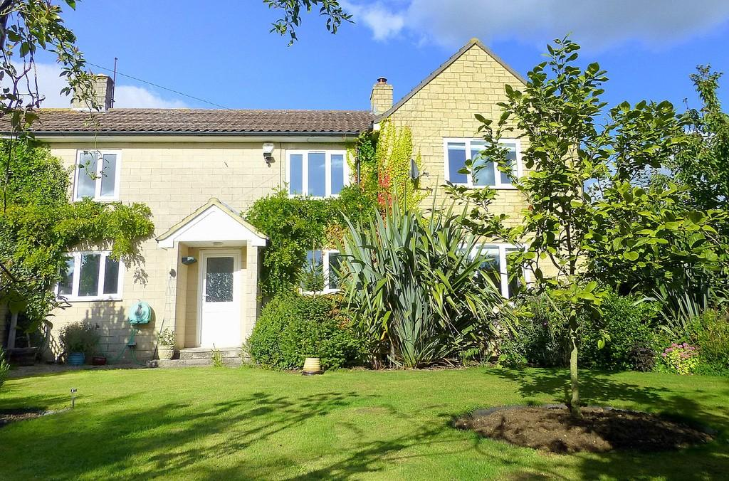 4 Bedrooms Semi Detached House for sale in Woolley Park Cottages, Bradford On Avon