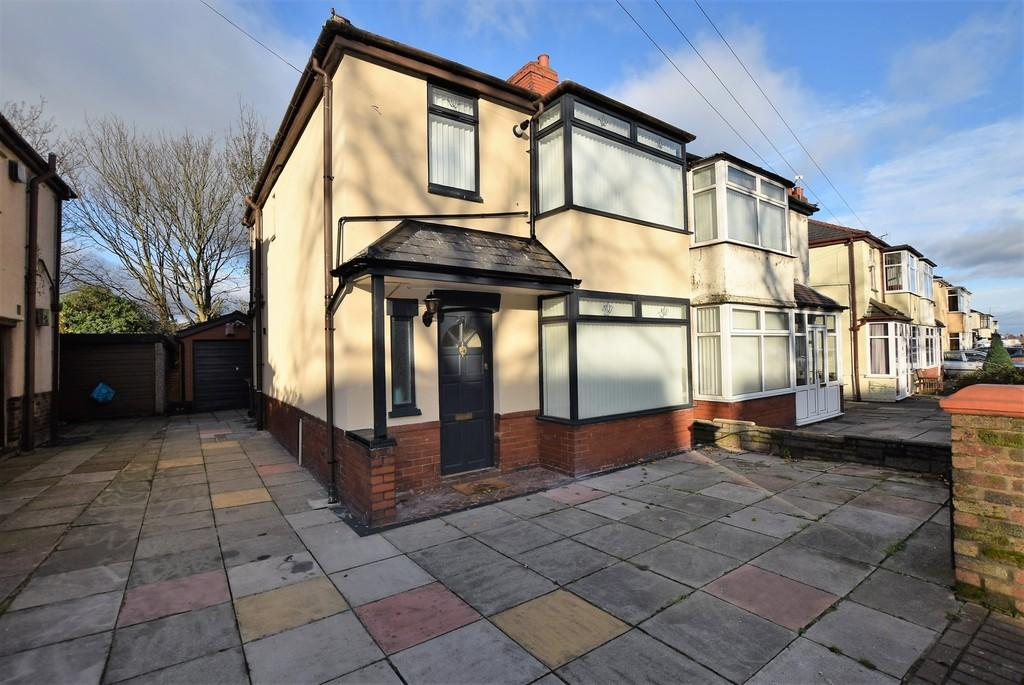 3 Bedrooms Semi Detached House for sale in Knowsley Road, St. Helens