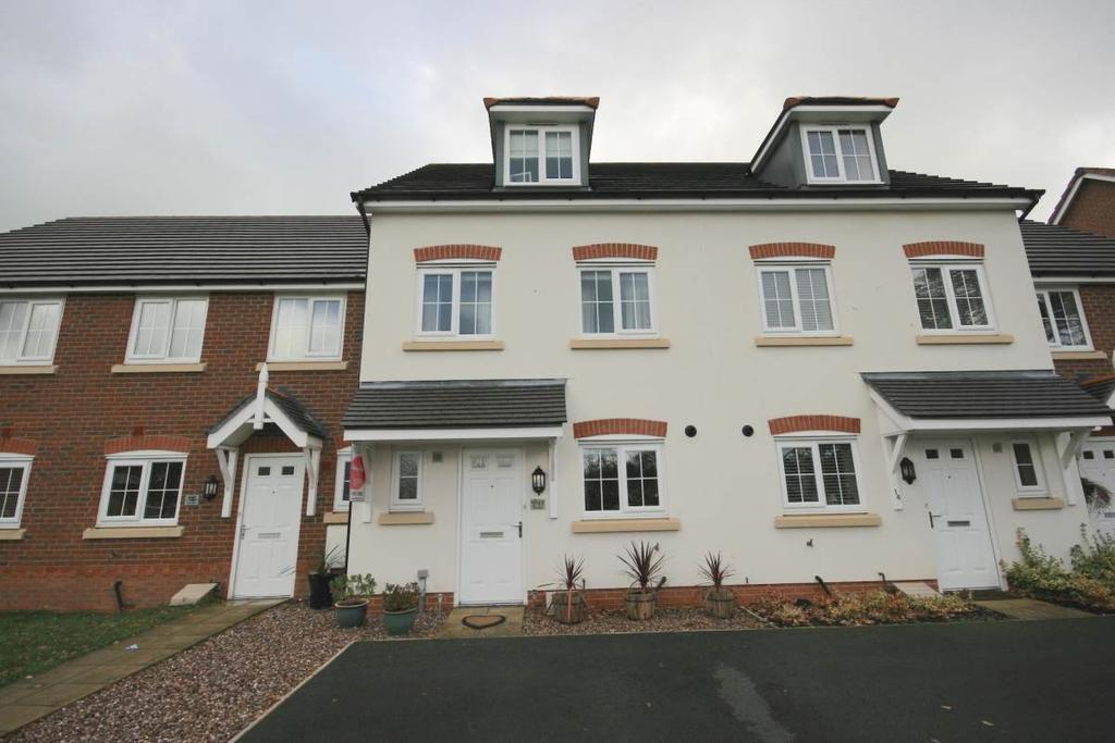 4 Bedrooms Town House for sale in 15 Clos Belyn, Llandudno Junction, LL31 9AH