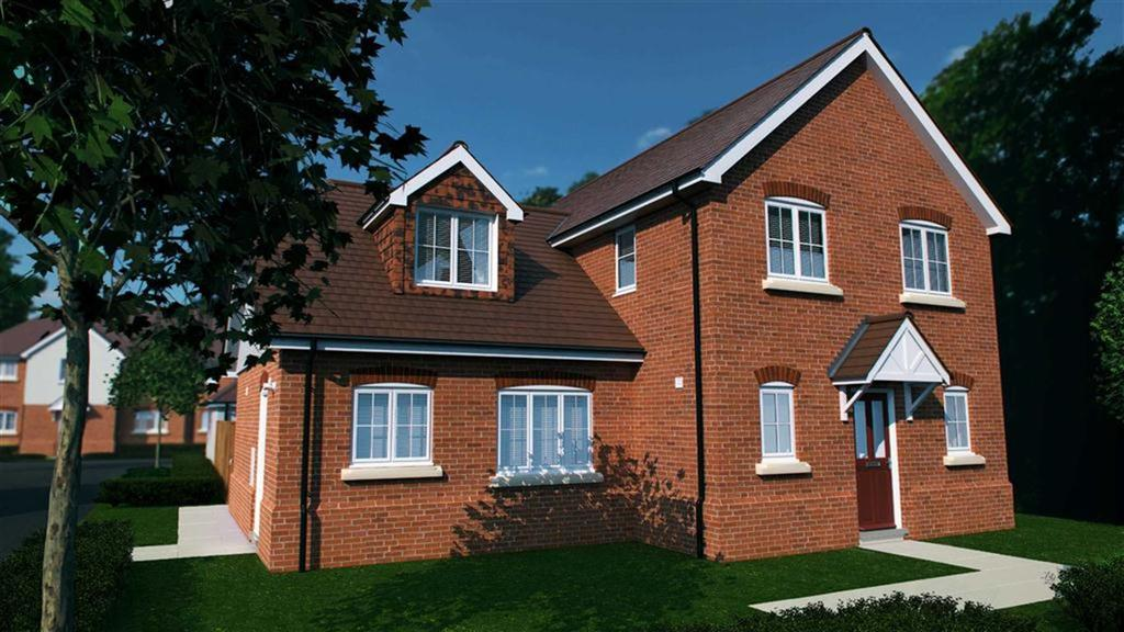 4 Bedrooms Detached House for sale in Meadow View, St Margarets-at-Cliffe, Dover, Kent, CT15
