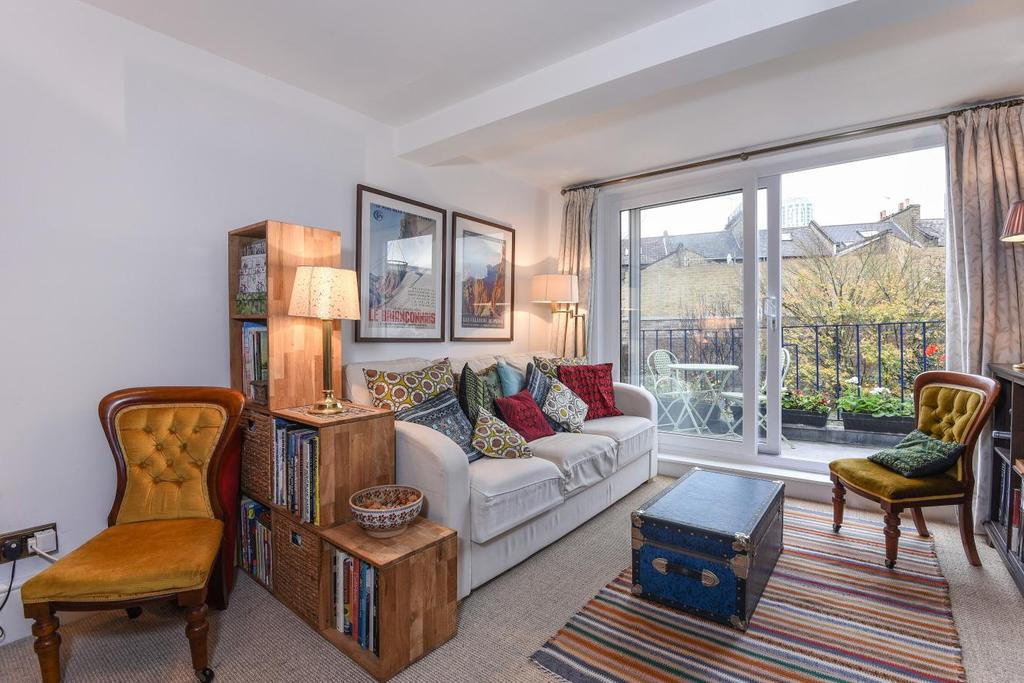 2 Bedrooms Flat for sale in Meadow Road, Oval