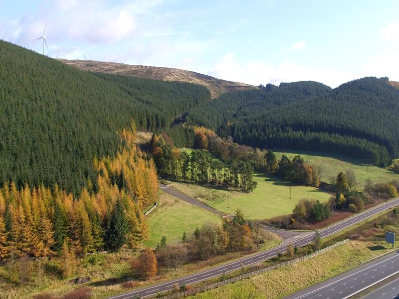 Land Commercial for sale in NEWTON ESTATE, Crawford, South Lanarkshire ML12