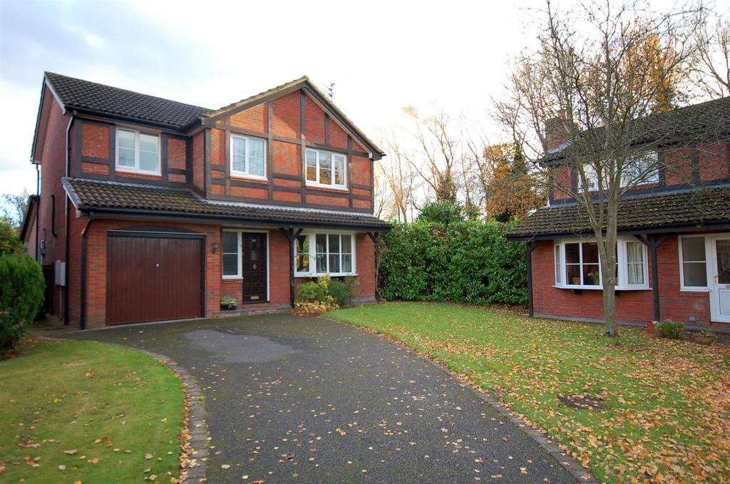 5 Bedrooms Detached House for sale in Harpur Crescent, Alsager