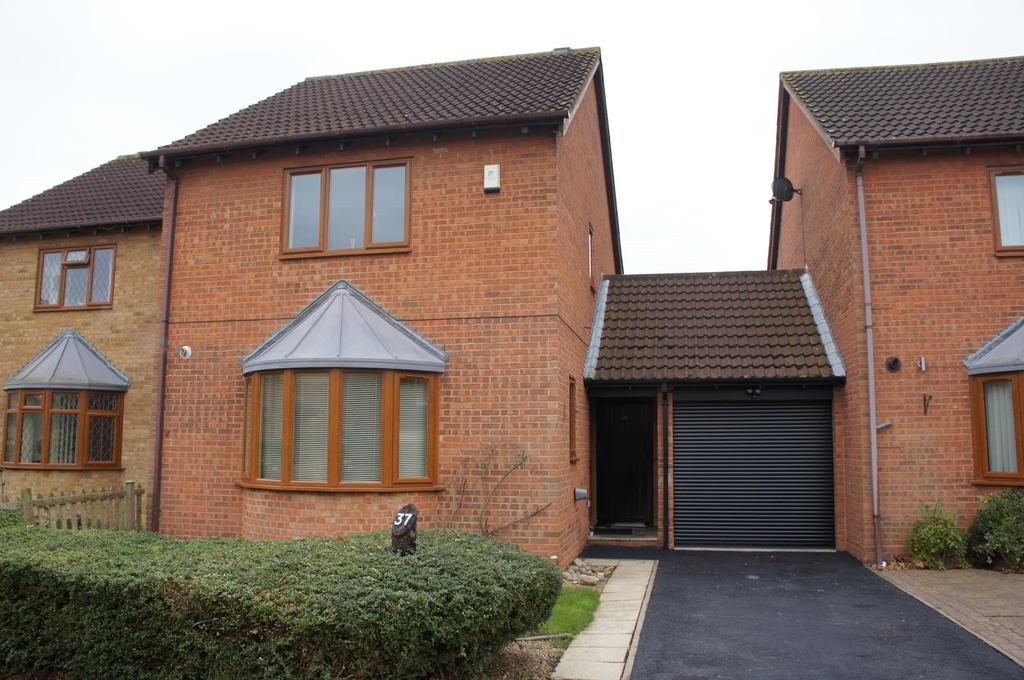 3 Bedrooms Detached House for sale in St Marys Close, Marston Moretaine