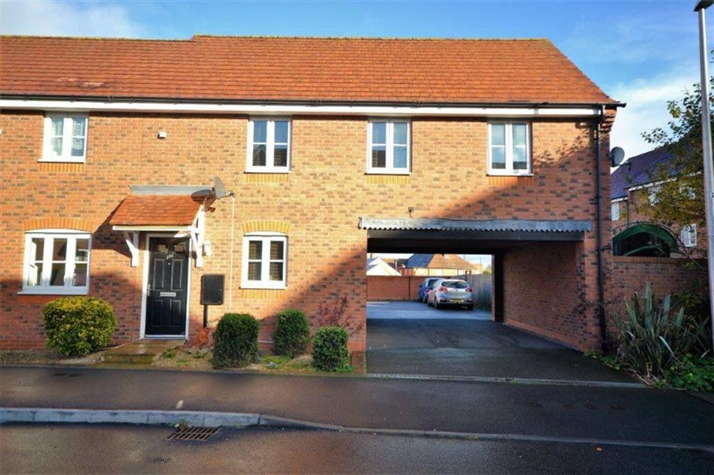 2 Bedrooms Flat for sale in Borough Way, Nuneaton