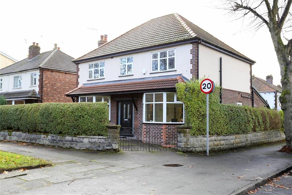 4 Bedrooms Detached House for sale in Barlow Moor Road, Chorlton-cum-Hardy, Manchester