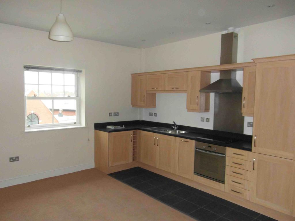 2 Bedrooms Flat for rent in Alder Meadow