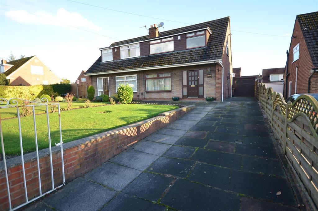 3 Bedrooms Semi Detached House for sale in Bushey Lane, Rainford, St. Helens
