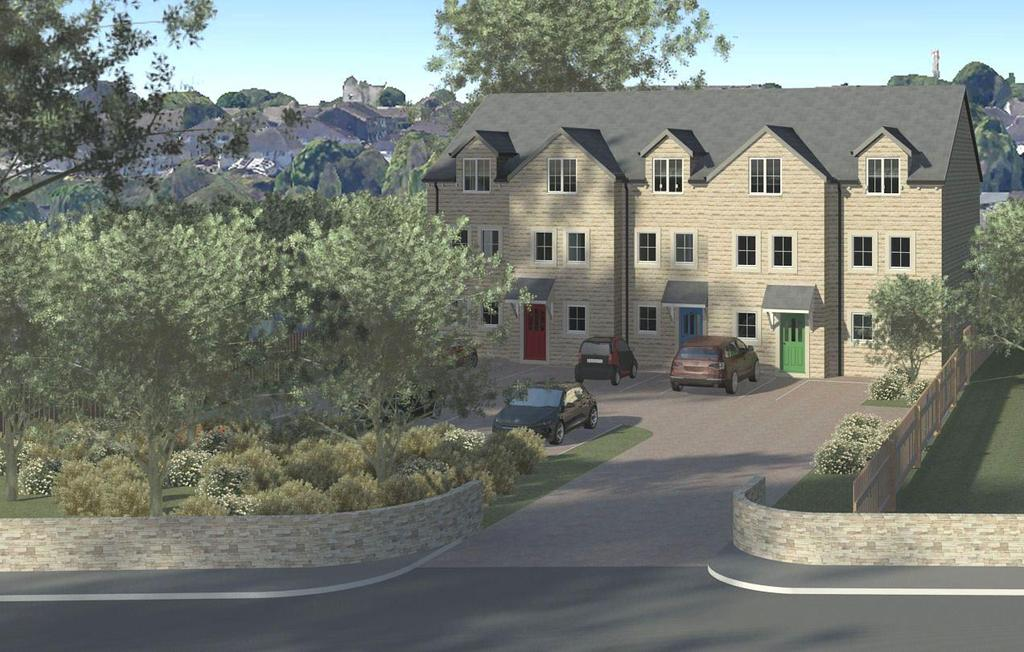 4 Bedrooms Town House for sale in PLOT 3, Stony Croft Court, Hedge Top Lane, Northowram