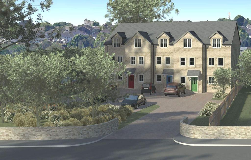 4 Bedrooms Town House for sale in PLOT 4, Stony Croft Court, Hedge Top Lane, Northowram