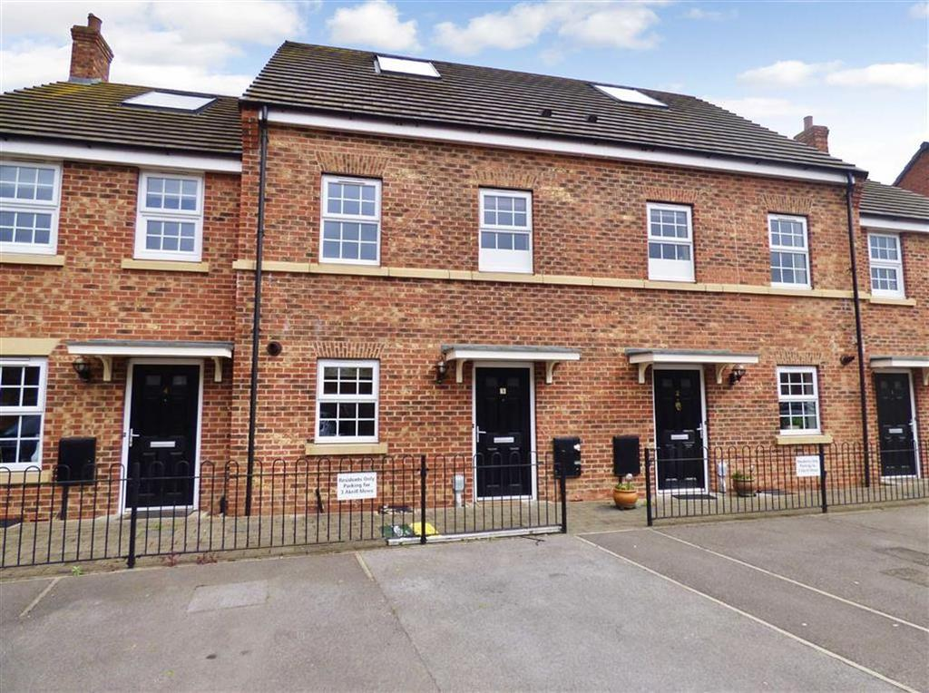 3 Bedrooms Terraced House for rent in Akrill Mews, Beverley