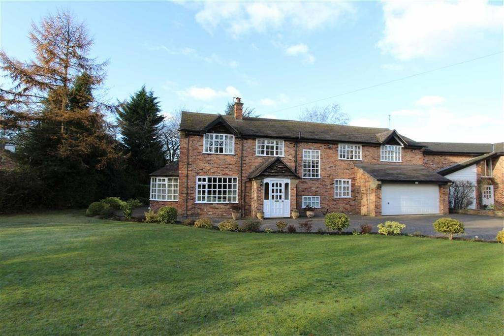 5 Bedrooms Detached House for sale in Cross Lane, Wilmslow