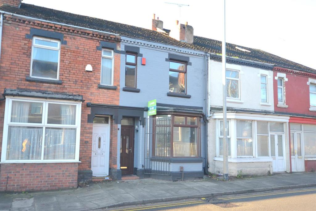 4 Bedrooms Terraced House for sale in London Road, Newcastle