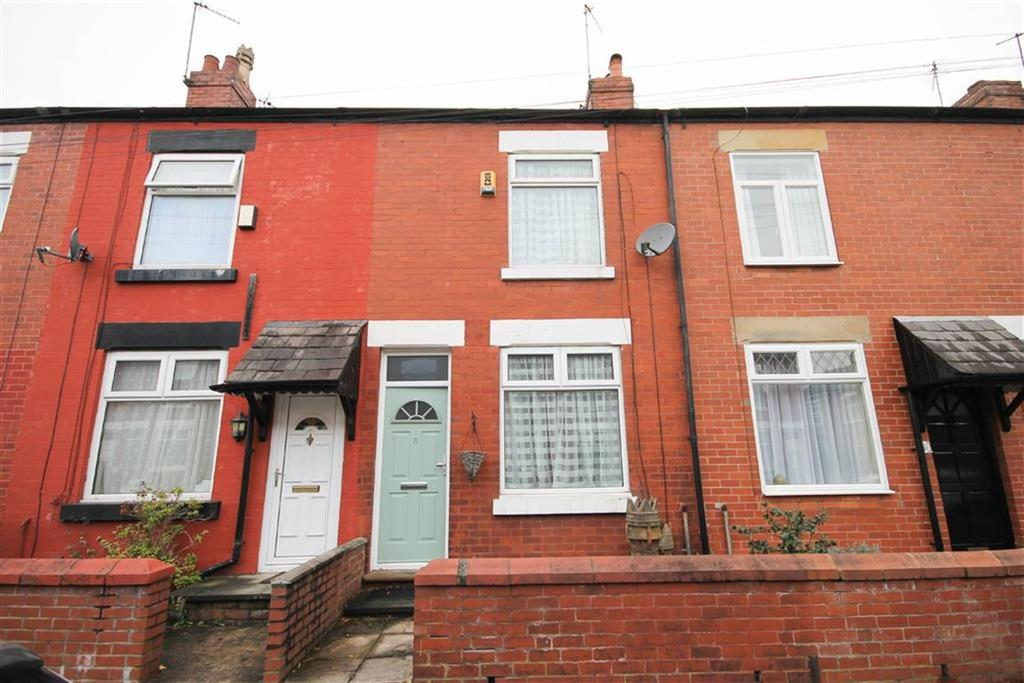 2 Bedrooms Terraced House for sale in St Margarets Avenue, Burnage, Manchester