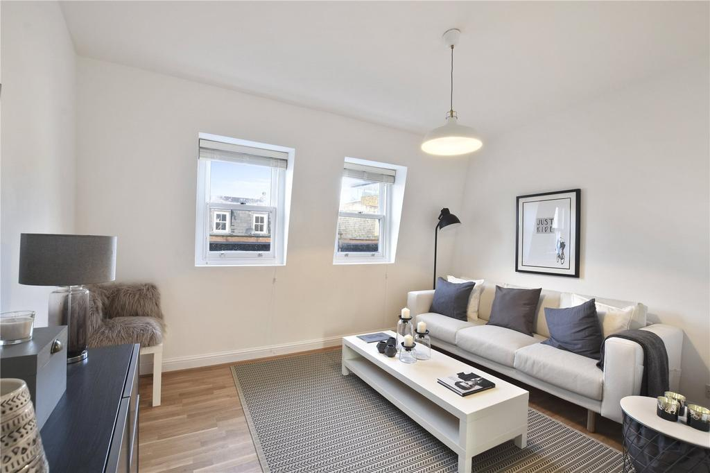 2 Bedrooms Apartment Flat for sale in Hackney Road, Shoreditch, London, E2