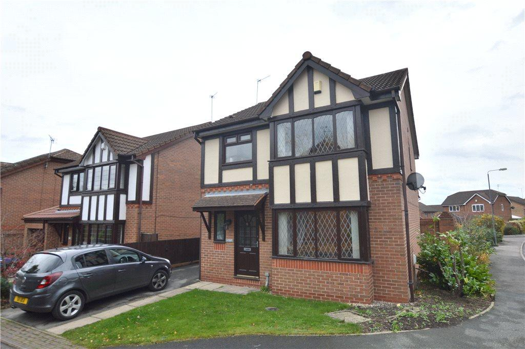 3 Bedrooms Detached House for sale in Willow Mews, Alverthorpe, Wakefield, West Yorkshire