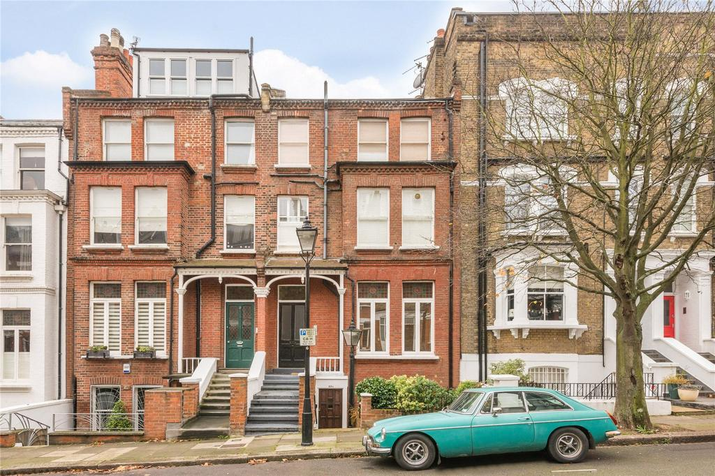 2 Bedrooms Flat for sale in Carlingford Road, Hampstead Village, London