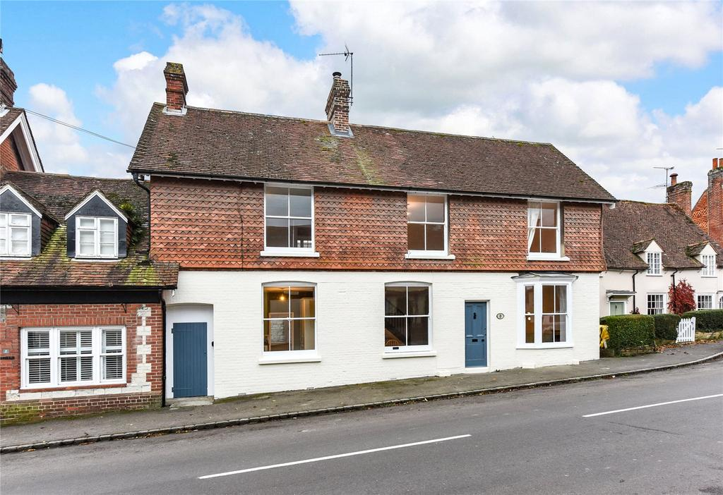 3 Bedrooms House for sale in 3 The Street, South Harting, Petersfield, Hampshire, GU31