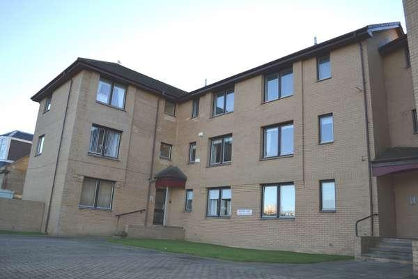 2 Bedrooms Flat for sale in 14B Westfield Court, Melbourne Road, Saltcoats, KA21 5BZ