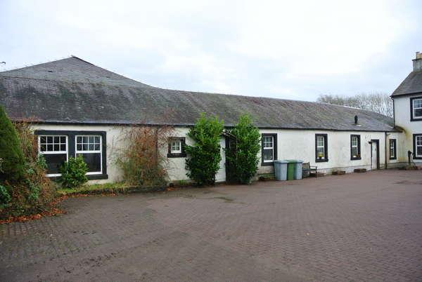 4 Bedrooms Barn Conversion Character Property for sale in The Old Byre Whiteshawgate, Strathaven, ML10 6SY