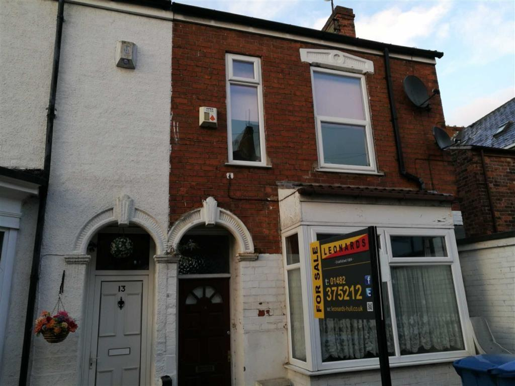 2 Bedrooms End Of Terrace House for sale in St Georges Grove, Hull, East Yorkshire, HU3