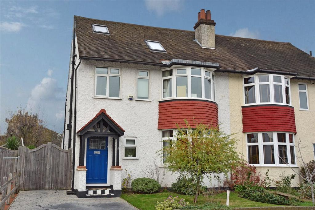 4 Bedrooms Semi Detached House for sale in Westbrook Road, Blackheath, London, SE3