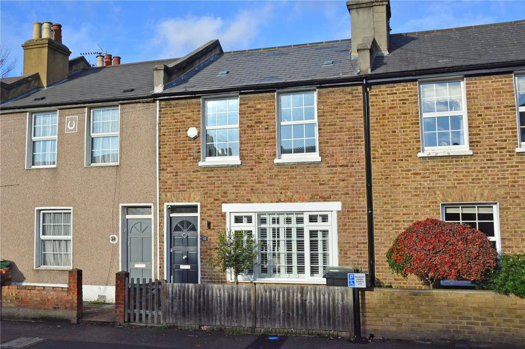 2 Bedrooms Terraced House for sale in Brightfield Road, Lee, London, SE12