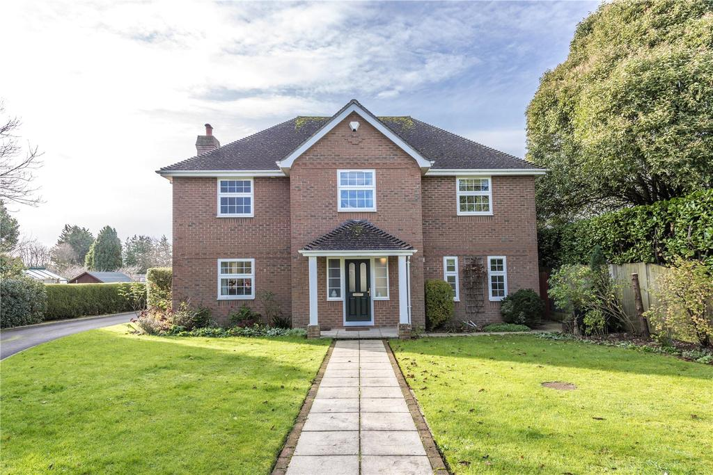 4 Bedrooms Detached House for sale in The Orchard, Milldown Road, Blandford Forum, Dorset