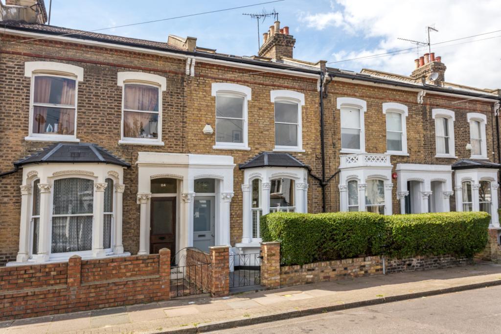 4 Bedrooms Terraced House for sale in Plimsoll Road, Highbury, London, N4