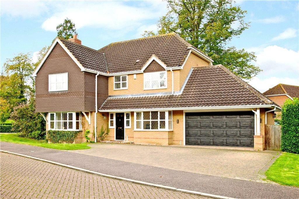 5 Bedrooms Detached House for sale in Laurel Valley, Collingtree Park, Northamptonshire