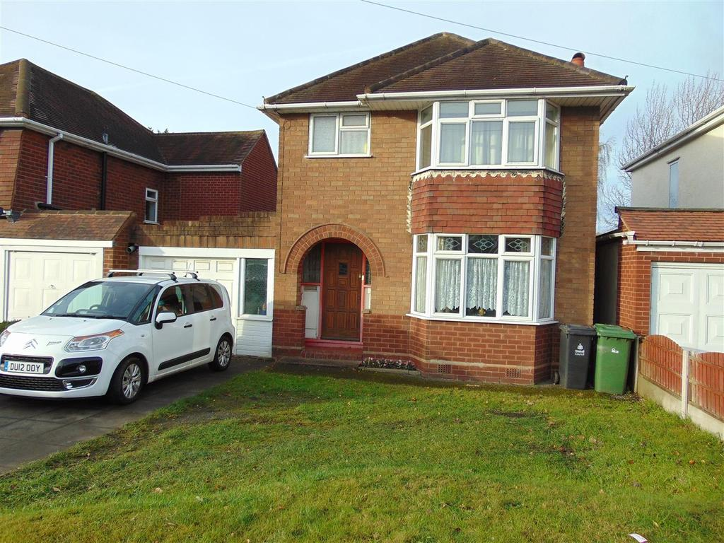 3 Bedrooms Detached House for sale in Fordbrook Lane, Pelsall, Walsall