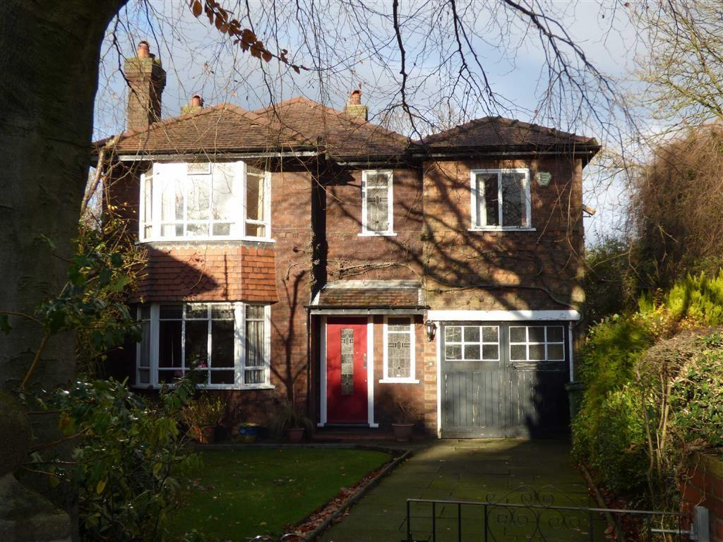 4 Bedrooms Detached House for sale in Barrington Ave, Cheadle Hulme, Cheshire