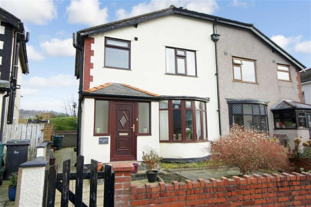 3 Bedrooms Semi Detached House for sale in Station Road, Llanrwst, Conwy