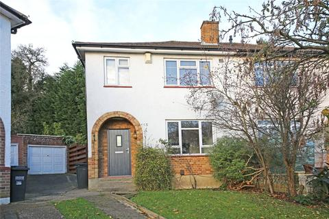 3 bedroom semi-detached house to rent - Auckland Gardens, London, SE19