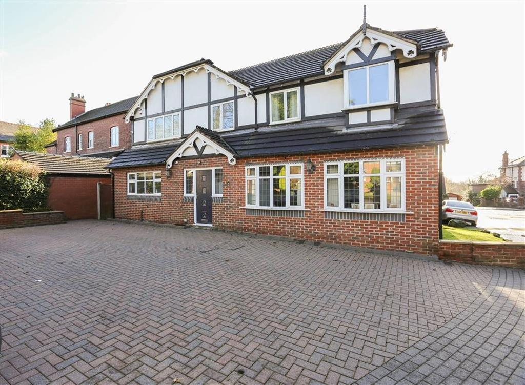 5 Bedrooms Detached House for sale in Peaslake Close, Romiley, Cheshire