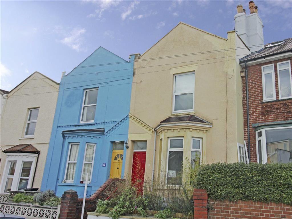 3 Bedrooms Terraced House for sale in Greville Street, Southville, Bristol