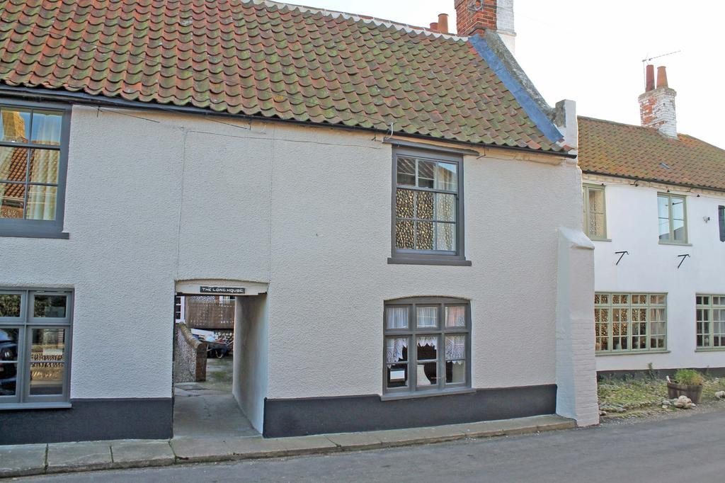 2 Bedrooms Unique Property for sale in The Log House, High Street, Cley-Next-The-Sea NR25