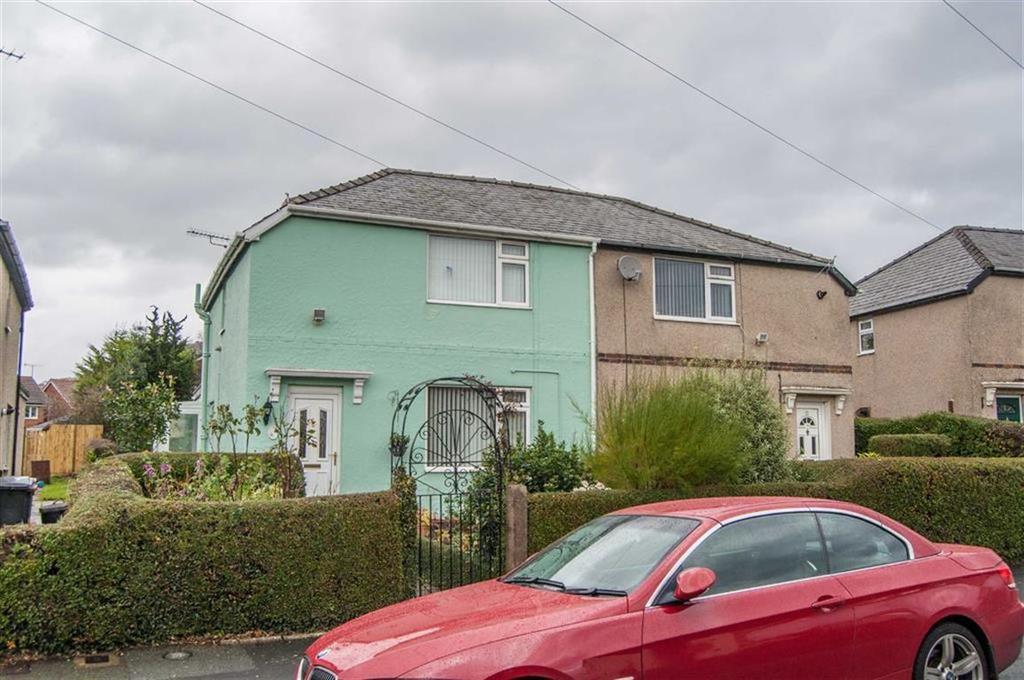 3 Bedrooms Semi Detached House for sale in Crossways, Ewloe, Deeside, Deeside, Flintshire