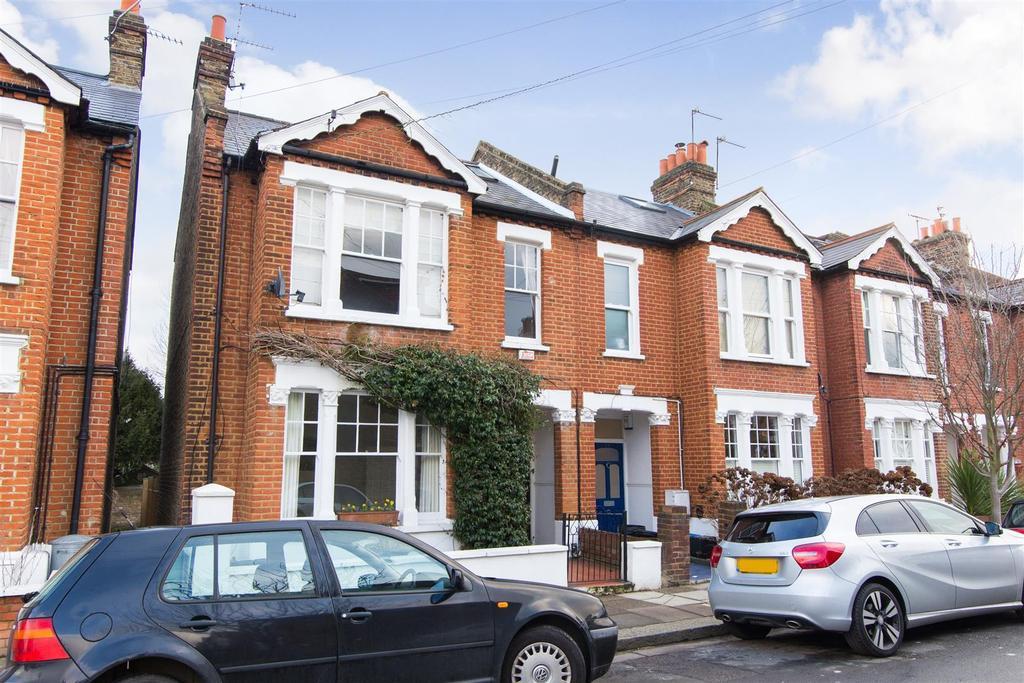 2 Bedrooms Maisonette Flat for sale in Lyric Road, London