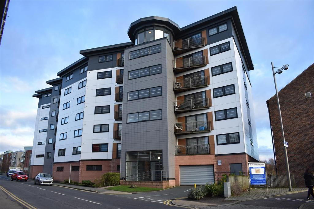2 Bedrooms Flat for sale in Arrivato Plaza Hall Street, St. Helens