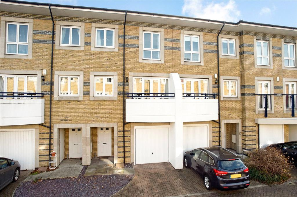 4 Bedrooms Terraced House for sale in Longworth Avenue, Chesterton, Cambridge, CB4