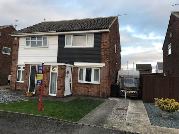 2 Bedrooms Semi Detached House for sale in WAINWRIGHT CLOSE, SEATON CAREW, HARTLEPOOL