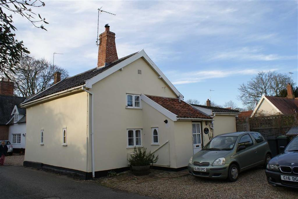 2 Bedrooms Cottage House for sale in Wellington Road, Eye