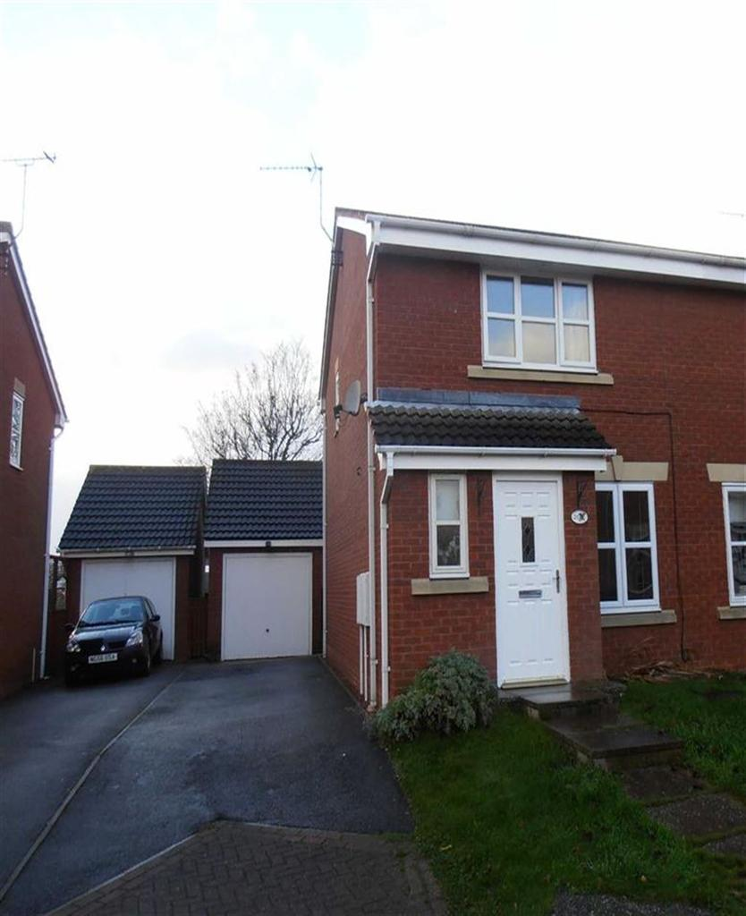 3 Bedrooms Semi Detached House for rent in Kestrel Close, Driffield, East Yorkshire