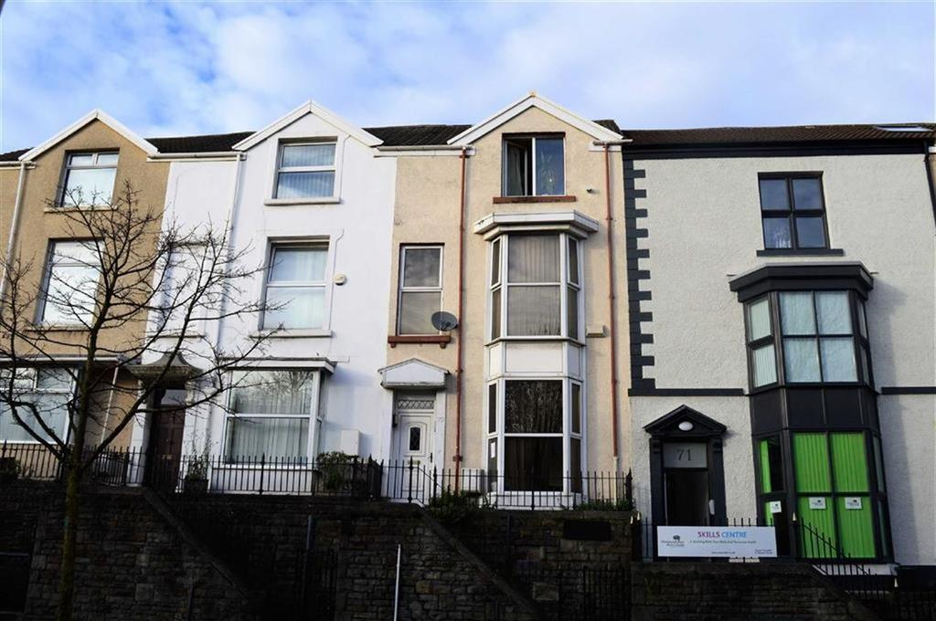 4 Bedrooms Maisonette Flat for sale in Mansel Street, Swansea, SA1